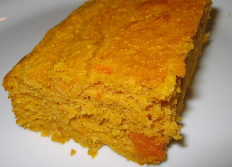 What Did You Eat?: Sweet potato cornbread