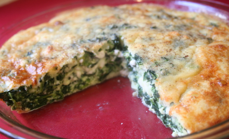 What Did You Eat?: Biscuit Baking Mix Day: Impossible Spinach Pie